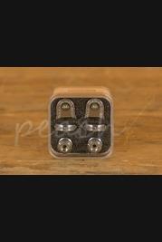 Schaller Guitar S-Lock Pair Chrome Plated