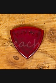 V-Picks Small Pointed Ruby Red