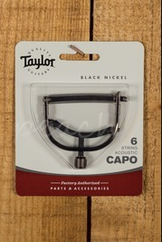 Taylor Capo 6 String Black Nickel