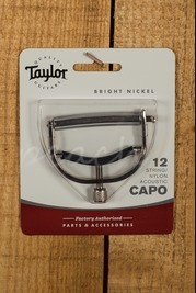 Taylor Capo 12 String Bright Nickel