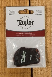 Taylor Celluloid 351 Picks Tortoise Shell 0.71