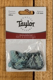 Taylor Premium 351 Thermex Ultra Picks Abalone 1.5