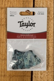 Taylor Premium 351 Thermex Ultra Picks Abalone 1.0