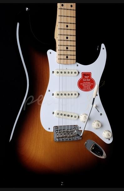 Fender Classic Player 50's Strat 2 Tone Sunburst