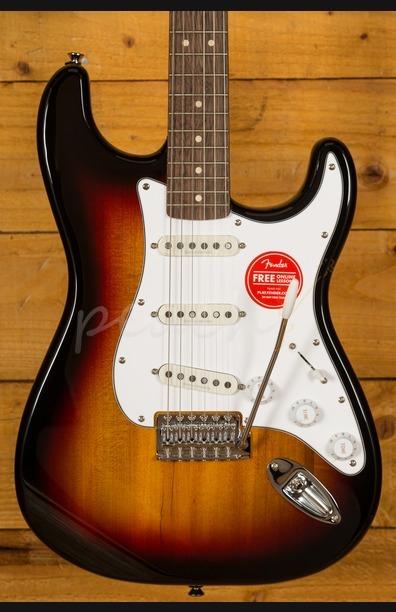 Squier Vintage Modified Stratocaster Laurel 3TSB