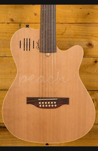 Godin A12 Natural with Bag
