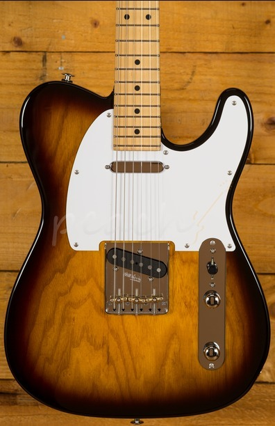Suhr Classic T Pro 2 Tone Burst Swamp Ash w/ Maple neck