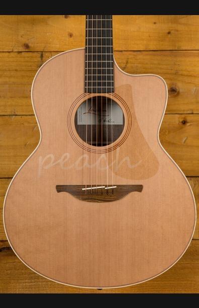 Lowden F23c W/C - Walnut & Red Cedar Cutaway