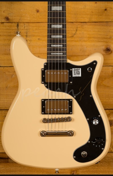 Epiphone Wilshire Phant-o-matic Antique Ivory