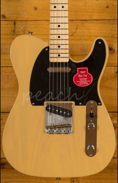 Fender Classic Player Baja Tele Blonde