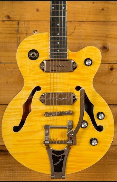 Epiphone Wildkat Guitar - Antique Natural