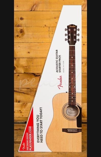 Fender FA-115 Dreadnought Pack Natural