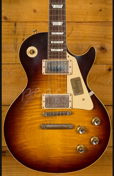 Gibson Custom Shop Les Paul Standard 1960 VOS Faded Tobacco