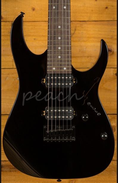 Ibanez RG7421-BK Black Flat