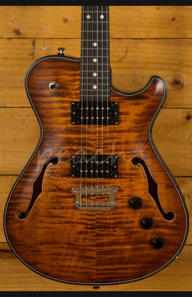 Knaggs Influence Chena Tier 3 Aged Scotch with Onyx binding