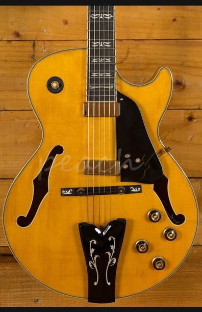 Ibanez GB40THII-AA George Benson 40th Anniversary Antique Amber