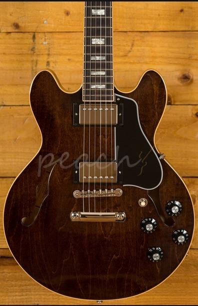 Gibson Memphis ES-339 Antique Walnut