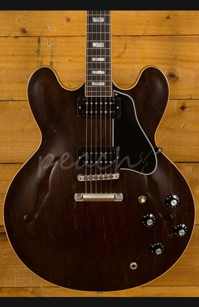 Gibson Memphis ES-335 Satin Walnut