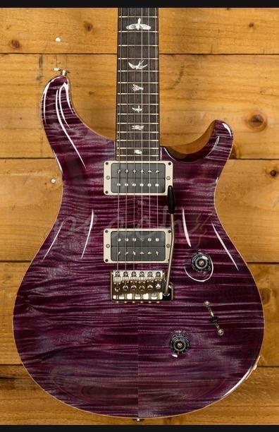 PRS Custom 24 Violet Pattern Thin