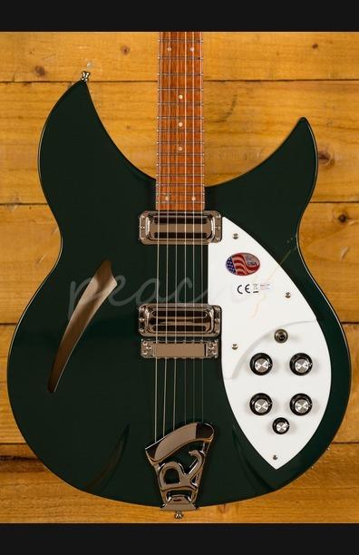 Rickenbacker 330 British Racing Green