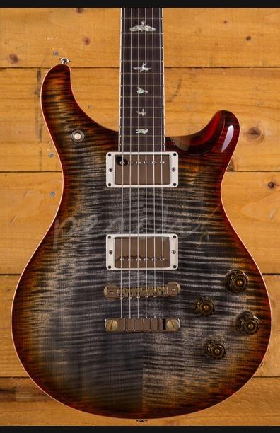 PRS McCarty 594 Burnt Maple Leaf Katalox Fingerboard 58/15