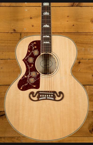 Gibson J-200 Standard Antique Natural Left Handed