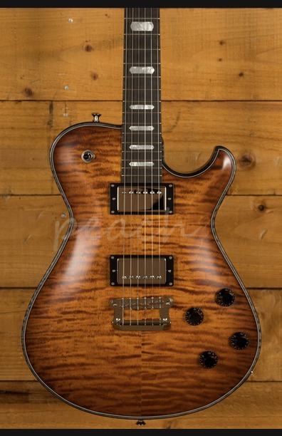 Knaggs Kenai Aged Scotch w/stained Onyx Binding - T2 Top