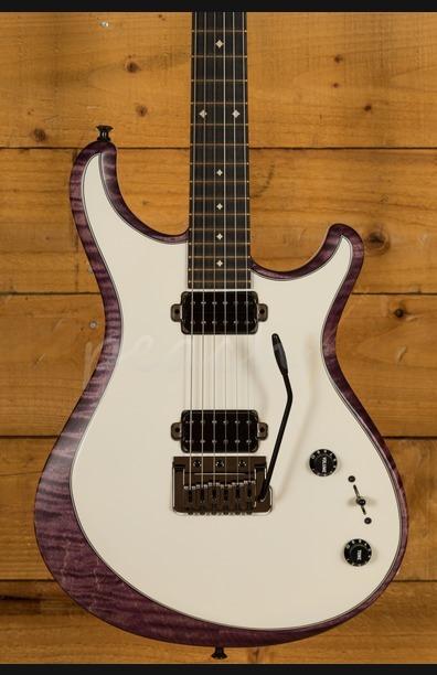 Knaggs Severn X Trembuck - Purple & Creme BK SS FX pickups