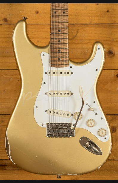 Xotic California Classic XSC-1 Gold Medium Aged 5A Neck