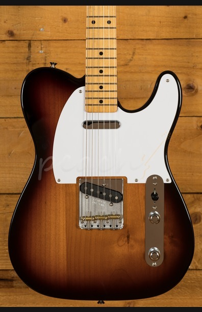 Fender Vintera 50s Tele Maple Neck 2 Tone Sunburst