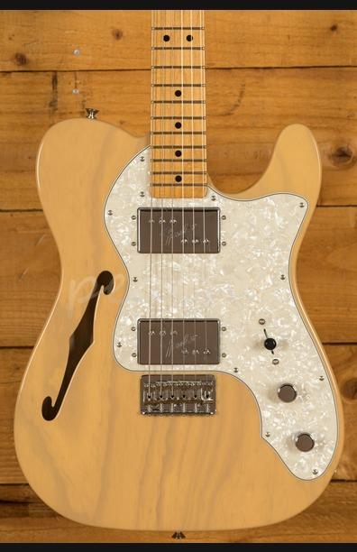 Fender Vintera 70s Tele Thinline Vintage Blonde