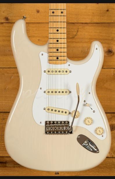 Fender Vintera 50s Strat Maple Neck White Blonde