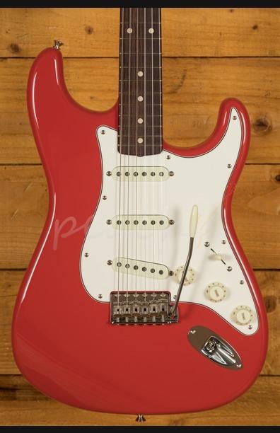 Fender Custom Shop 62 Strat NOS Fiesta Red