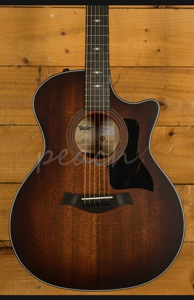Taylor 324ce V-Class Shaded Edgeburst Top
