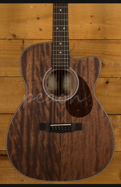 Cort AS OC4 Open Pore All Mahogany