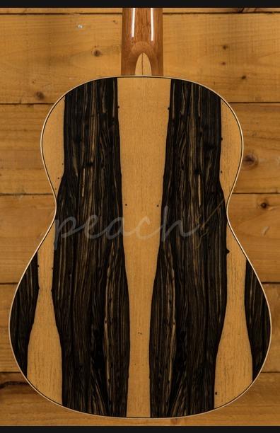 Cordoba 45 LTD European Spruce Top Black & White Ebony