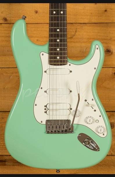 Fender 1999 Jeff Beck Signature Strat Surf Green - Used