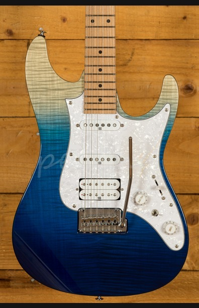 Ibanez AZ224F-BIG Premium Blue Iceberg Gradiation Used