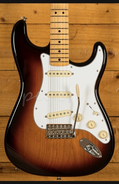 Fender Jimi Hendrix Strat - 3 Colour Sunburst