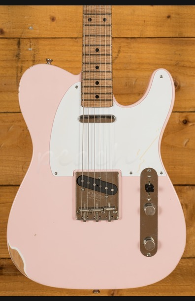 Xotic California Classic XTC-1 Shell Pink Medium Aged