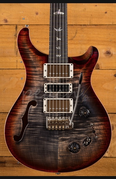 PRS Special Semi Hollow Limited Edition - Charcoal Cherryburst