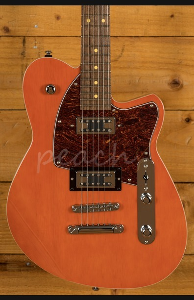 Reverend Flatroc - Rock Orange