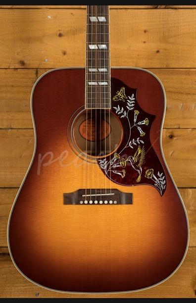 Gibson 125th Anniversary Hummingbird - Autumn Burst
