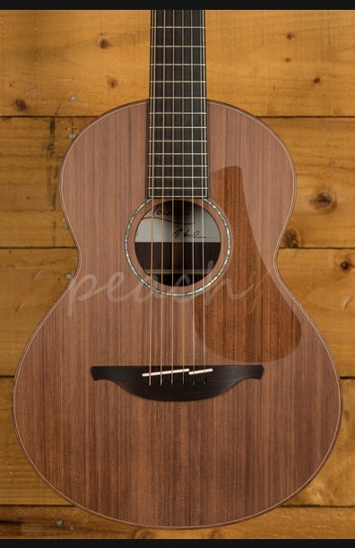 Lowden WL-35 - Indian Rosewood & Sinker Redwood