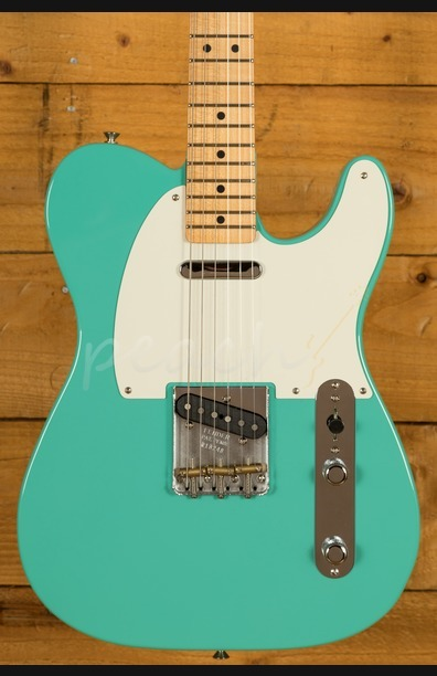 Fender Custom Shop 51 Nocaster NOS Sea Foam Green