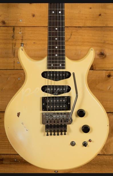 Hamer USA Steve Stevens MK1 SS1 Standard 1986 White Used