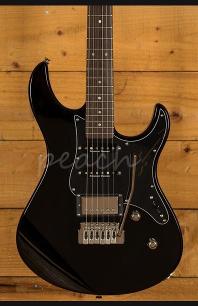 Yamaha Pacifica 612VII Black