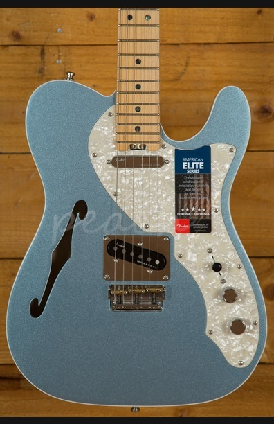Fender American Elite Thinline Telecaster