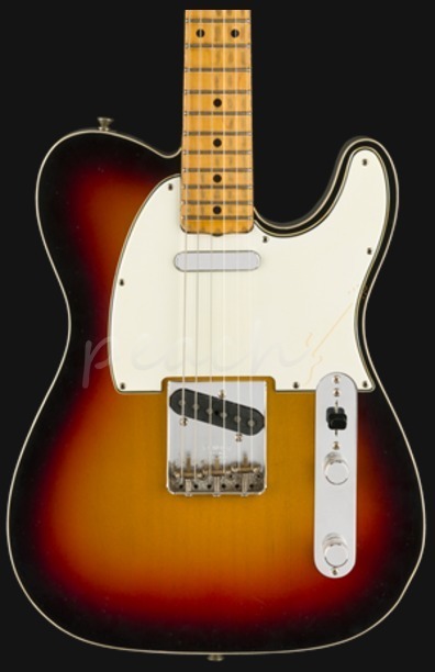 "Fender Custom Shop Eric Clapton ""Blind Faith"" Masterbuilt Tele"