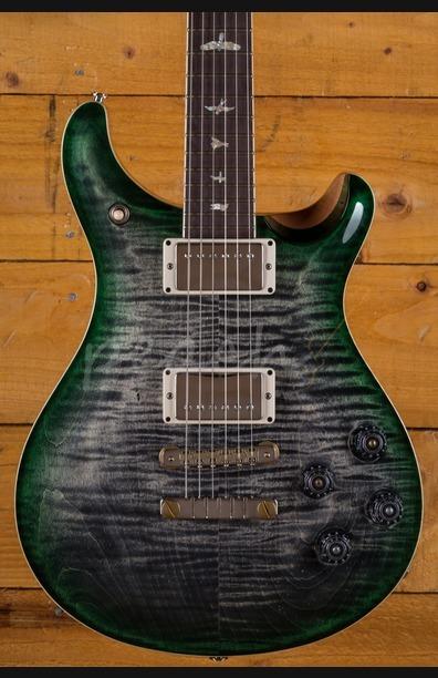 PRS Limited Edition 594 Charcoal Jade Burst Katalox Fingerboard